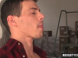 Big dick gay anal with cumshot
