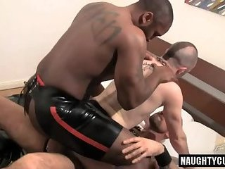 Hot jock fetish with cumshot