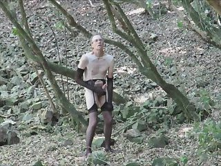 Forest Stocking Wanker