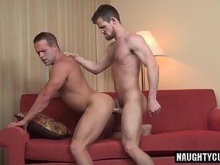 Big dick wolf oral sex with cumshot