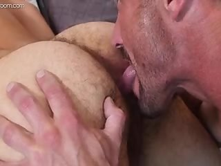 Daddy Does wild Pup