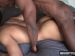 Latin gay oral sex with cumshot