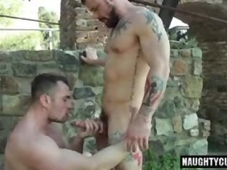 Horny Russian gays flip flop