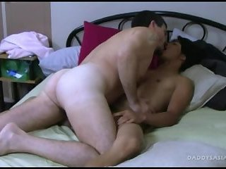 Daddy Fucks Asian Boy Vahn