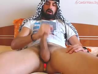 Hot cock from the Middle East