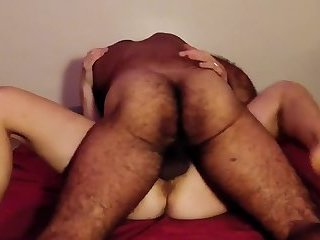 HaIry Ass Male
