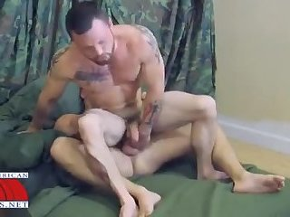 Private Tyler Fucks Sergeant Miles