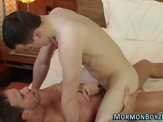 Raw dawged mormon elder
