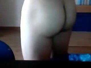Young booty spreader