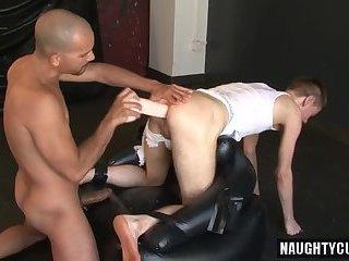 Big dick gay piss with cumshot