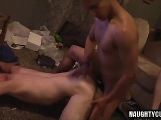 Big dick amateur casting with creampie