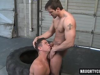 Big Dick Gay Threesome With Facial Cum