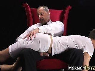 Gay mormon fingering ass