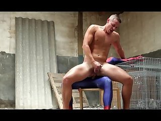 Spiderman A Gay XXX Parody Part 2 - Aston Springs, Will Brau
