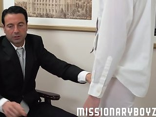 MormonBoyz - Monster cock raw for straight Mormon boys first time