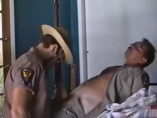 Two guys taking a elementary sex with a stranger