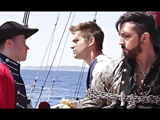 Pirates A Gay XXX Parody Part 3 - Gabriel Cross, Jimmy Duran