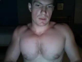 Hot ass alpha beats off