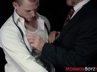 Punished mormons pegged