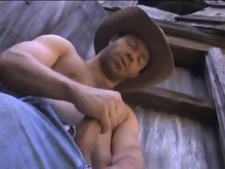 Pistol Barrel full of cum