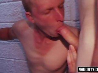 Hot amateur oral and cumshot