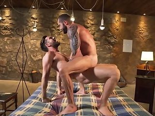 Bareback Auditions 5 - Full Movie