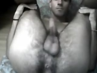 Pound your cock into my hairy Arab crack