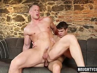 Euro Gays Anal Sex With Cumshot