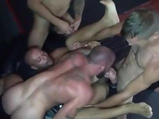 group-sex Barebacks Mexican butthole