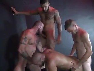 group-sex Barebacks Mexican butthole