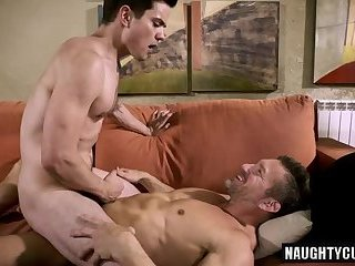Big dick gay dap and cumshot