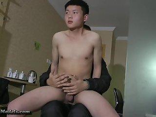 Bigcock AsianGuy Handjob