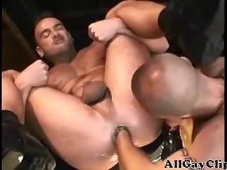 Great homosexual Fist Session
