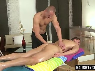 Euro daddy oral sex sex with massage