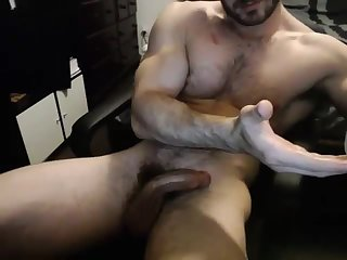 Cute alpha works that cock