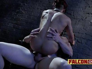 Wild japanese boy fucked