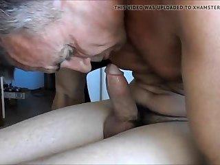 Autofellatio gay male feet worship porn
