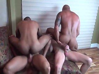 charming group pounding fuckfest