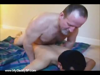 daddy does his best