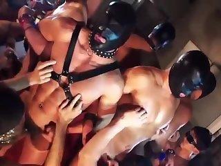 oriental Slaves Hunks fuckfest