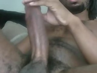 Huge Rasta cock