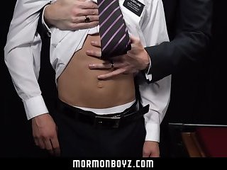 Mormonboyz Smooth Athletic Bottom Used In Secret Sex Ceremony
