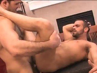 Muscle Males gangbang