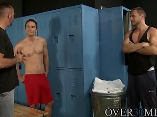 Cameron has threesome with Dustin Steele and Hans Berlin
