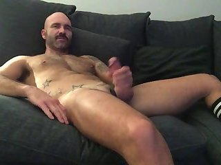 My goodness, what a hot dilf piece of ass