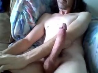 Showing off my big dick