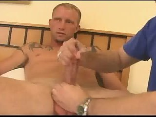 Muscle twink casting and facial