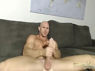 Johnny Sins Solo On Sofa