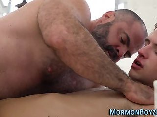 Gay mormons ass railed