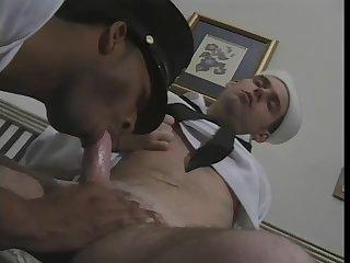 dark Cops White Seamen - Scene 4